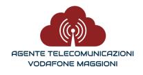 AGENTE TELECOMUNICAZIONI VODAFONE MAGGIONI